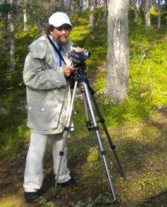 Lavastaja Heikki Liikanen Reisjärvellä 2010, jolloin hänet valittiin Vuoden Liikaseksi. Heikki kuului Längelmäen sukuhaaraan. Kantaisä Herman Fredrikinpoika Liikanen s. 1838.