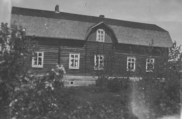 Kangasniemen Liikala 1920-luvulla. Kuvan omistaa Pentti Liikanen.